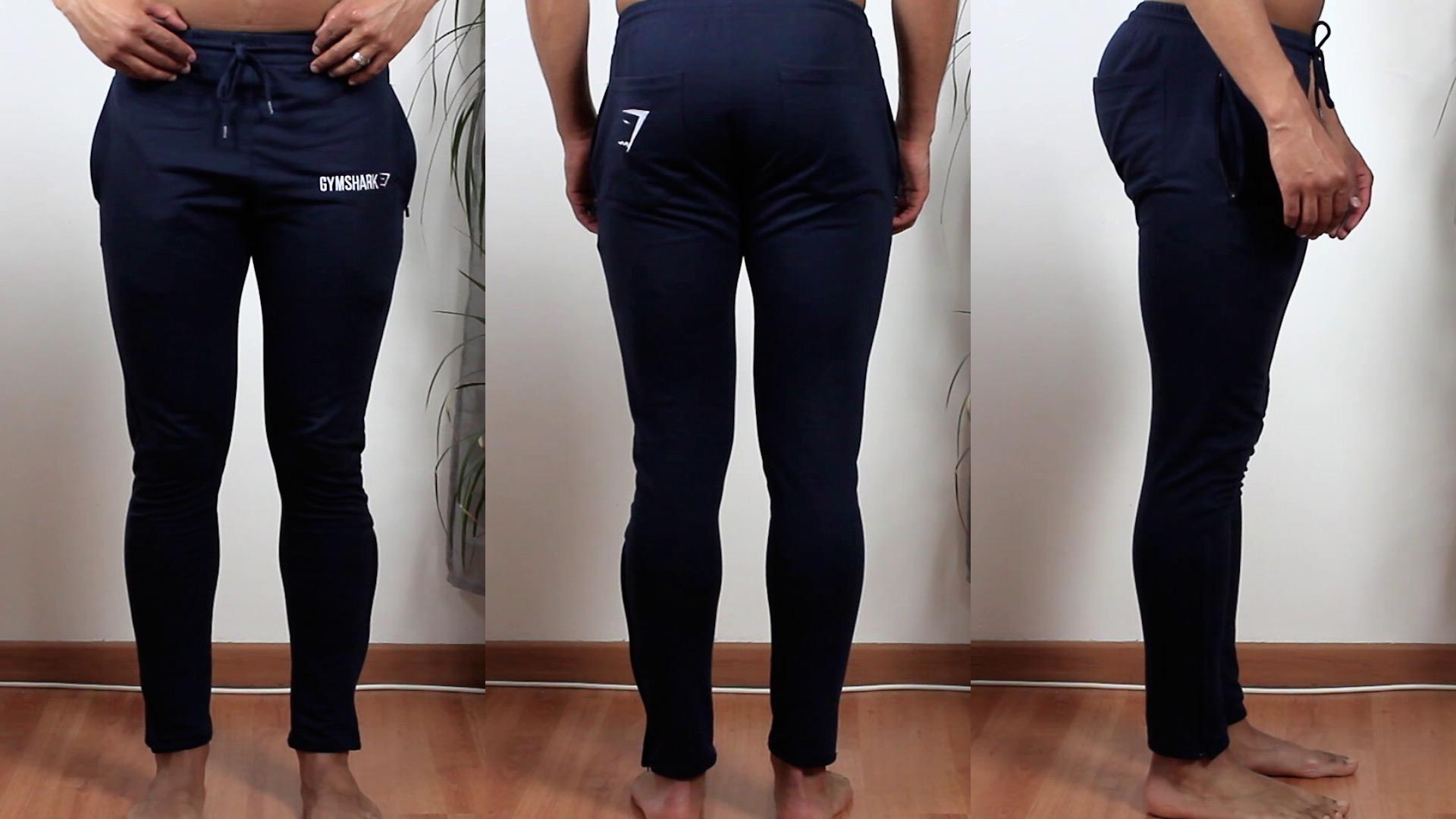 Pantalon Bleu Gymshark